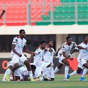 Ghana to win U-20 Afrcan Cup 2021