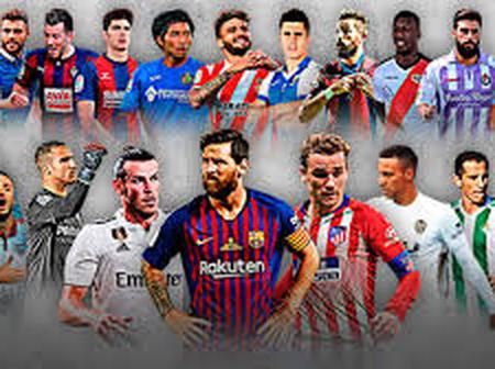 If La Liga should end like this