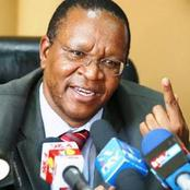 Ahmednassir Tells ODM Camp To Stop Being Noisy As He Reveals What They Should Do About PS Kibicho