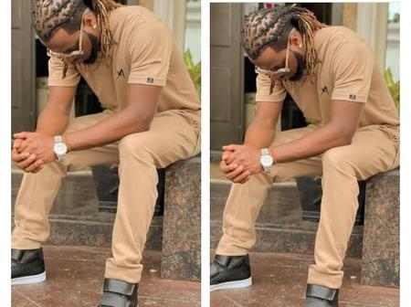 Fans React As Paul Okoye Shares New Picture On Instagram