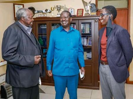 Anti-BBI Supporters Slam Rift Valley's Politician Buzeki on Meeting Raila