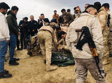 Retaliation: US Bases in Iraq Hit by 22 Missiles