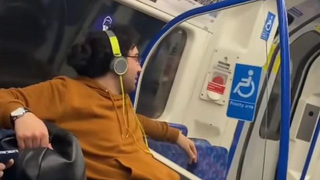 Man shouts 6 racial slurs in 30 seconds at London Underground Northern Line passenger