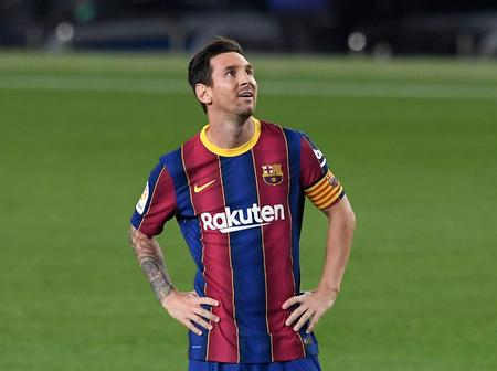 Could Messi Join the English premier league?