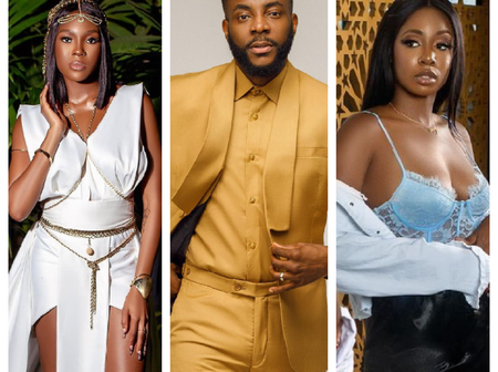 Vee Reacts After Fans Voted For Her And Tolanibaj To Join Ebuka If He Was To Have A BBNaija Co-host