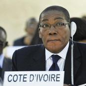 Décès du ministre Guy Alain Gauze à Abidjan