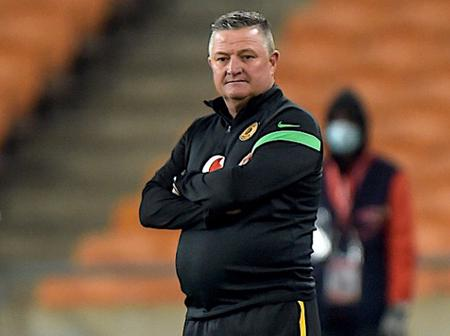 Gavin Hunt is scared of Cape Town city!