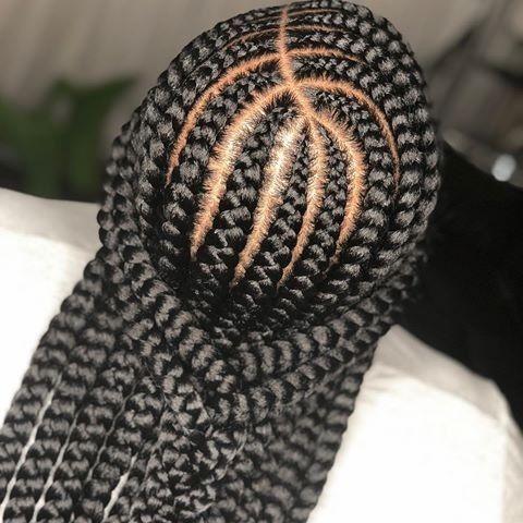 Latest hair style braids