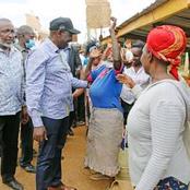 (VIDEO) Meru Senator Electrifies the Crowd With a Pro Ruto Dance in Nkubu
