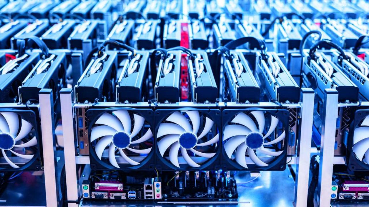 Cryptominers grabbed 25% of all GPUs at the start of 2021
