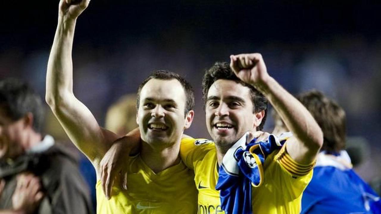 Mercato - Barcelone : Iniesta valide une piste chaude pour la succession de Koeman !