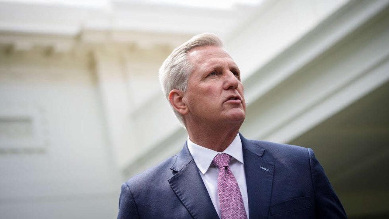 White House uses Trump's words praising China to slam McCarthy's Biden criticism