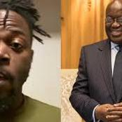 This Comment From Kwaw Kesse To Prez Nana Addo Might Land Him In Trouble- Opinion