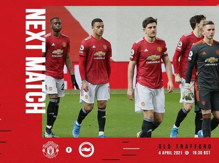 Man United Transfer News, Injury updates ahead of Brighton Match on Sunday