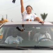 Législative à Fresco/Amira Lobognon : « voter pour mon mari, il sera libre, il me manque »