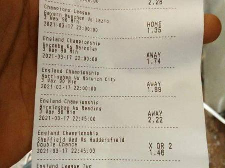 5 Well Analysed Football Matches With 27.33 Odds