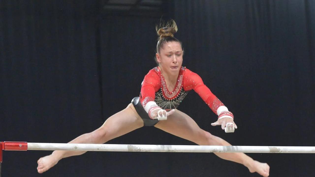 Gymnastique. L'Angevine Carolann Héduit disputera les Jeux Olympiques de Tokyo