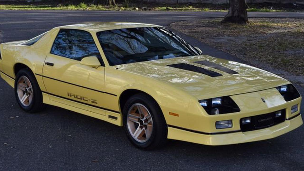 "$70,000 Gets You A 2011 Camaro Transformed Into A Pontiac Trans Am ""Banshee"" For SEMA"