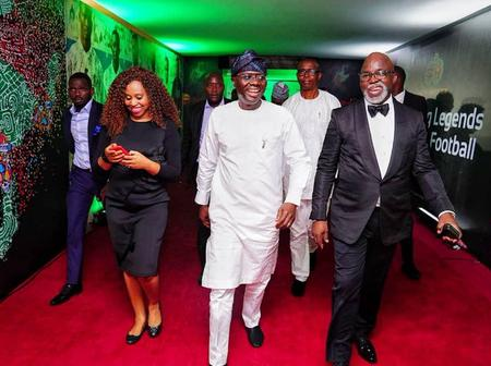 Etim Esin Warns Nigeria Football President Amaju Pinnick To Learn From Amos Adamu's Mistakes In FIFA