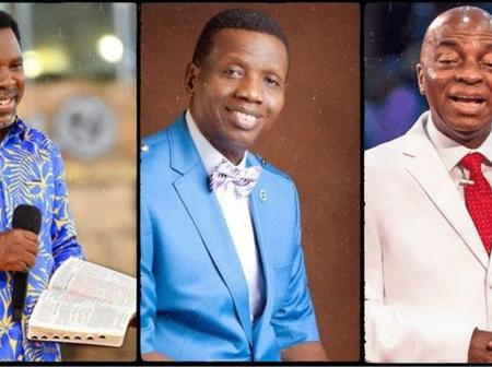 2021 prophecy by Ministers of God: Adeboye, Oyedepo, T.B Joshua and other Nigeria pastor predict 202
