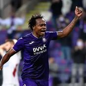 Percy Tau's UK work permit has been cut short by England football government