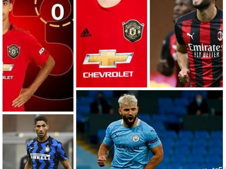 Transfer News: Two Star Midfielders Signs Contract With Man Utd, Hakimi, Calhanoglu To Arsenal &More