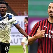 Provocation de Zlatan à Zapata: