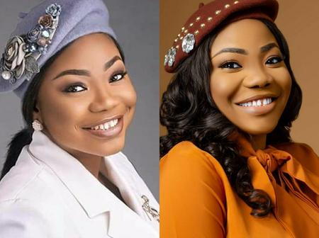 Mercy Chinwo Rocks In Berets, See Her Recent Stunning Pictures