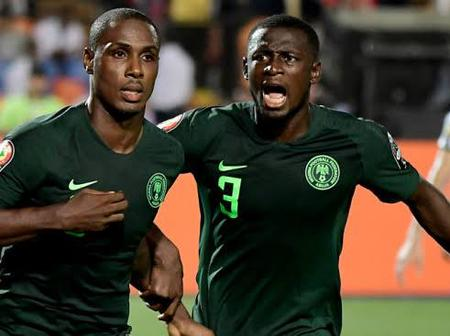 AFCON Qualifier: Ighalo Visits Super Eagles At Lagos Camp, See His Intentions