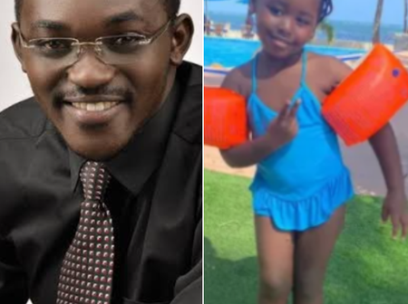 Saumu Mbuvi's Baby Daddy, Ben Gatu Writes a Sweet Birthday Note to his daughter
