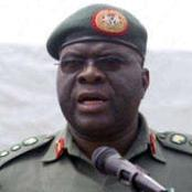 Meet Patrick Aziza, The Army General Who Sentenced Obasanjo In 1995 For Alleged Coup D'etat