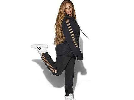 Photos: Check out Beyonce in her Adidas x Ivy Park Sneakers