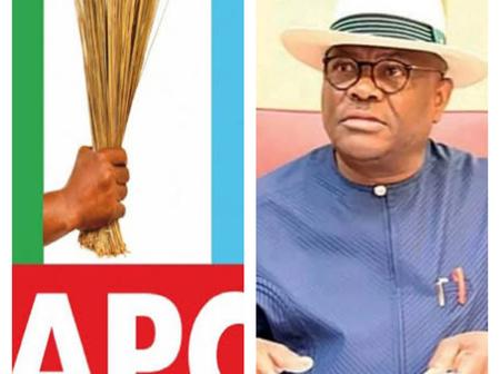 Today's Headlines: Another Prominent Politician Decamps To APC, Wike Threatened By Nnamdi Kanu