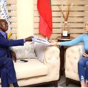 Reactions As Nengi Pays Ned Nwoko A Visit In His Office