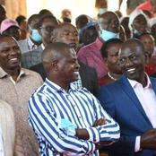 DP Ruto Ally Ndindi Nyoro 'Gives' the DP an Alternative Residence Should He be Kicked Out of Karen