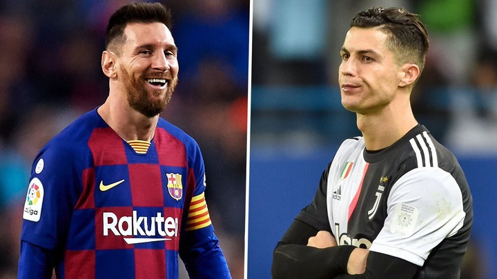 Messi and Ronaldo  5ominds 5ominds