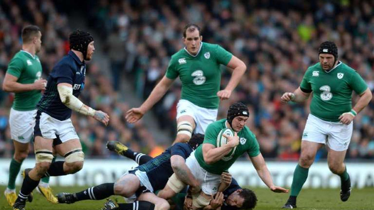 Ireland flanker O'Donnell to retire at season's end