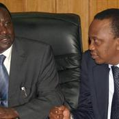 Huge Blow To Uhuru And Raila As Lawyer Moves to Court to Stop BBI