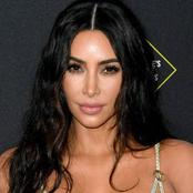 Kim Kardashian goes naked to promote her clothing line