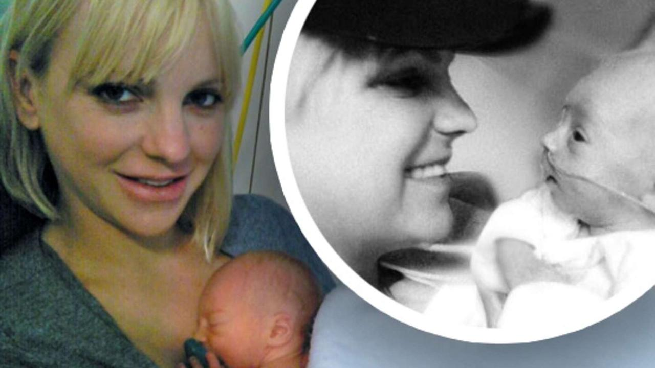 Anna Faris searching for answers after son's premature birth