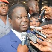 Bédié confirme la formation du front anti-Ouattara proposée par Guillaume Soro