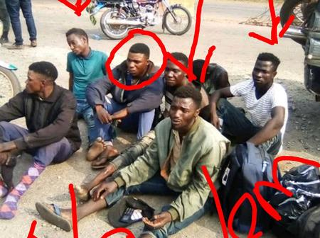 7 Suspected Kidnappers Arrested In Edo As Army Raids Riverine Communities (Pics)