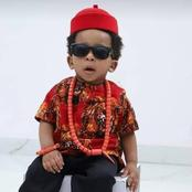 Check Out Some Igbo Attires Kids Can Rock This Sunday