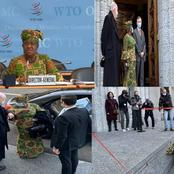 Ngozi Okonjo Iweala is finally WTO Director-General, See photos of her first day in Office