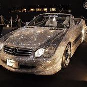 Checkout one of the most expensive customized car, encrusted with 300 000 diamond