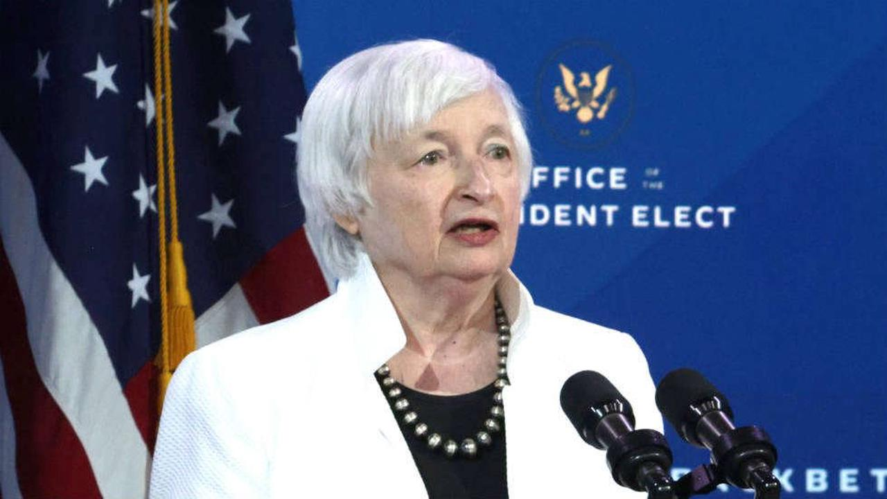 Yellen pitches corporate tax hikes to business groups