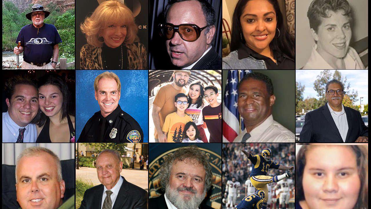 Faces of Coronavirus: Honoring the Californians We've Lost
