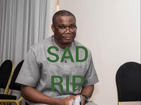 The Man That Just Died, See What Killed Him And What Prominent Nigerians Are Saying About Him