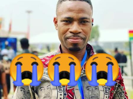 Kofi Adoma Of Kofi TV In Tears Over The Painful Death Of His Closest Friend