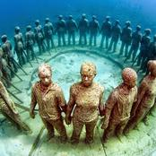 Underwater Discoveries, A Whole City Of Humans Was Found In The Ocean